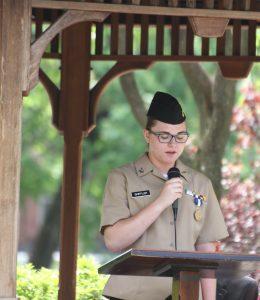 cadetspeaker